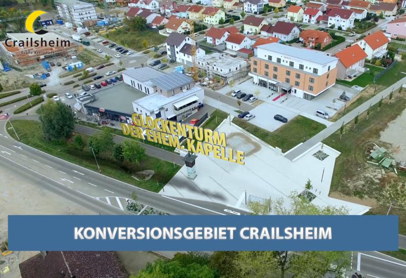 Drohnenflug Crailsheim